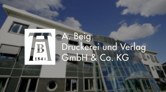 A. Beig Druckerei und Verlag